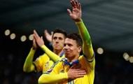 Коноплянка вышел на 4-е место в списке лучших бомбардиров сборной Украины