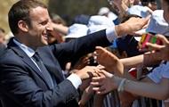 Партия Макрона лидирует на выборах во Франции