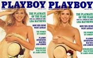Playboy переснял обложки с моделями через 30 лет
