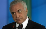 Прокурор Бразилии обвинил президента страны в коррупции