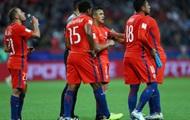 Сборная Чили вышла в полуфинал Кубка Конфедераций