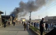 Серия терактов в Пакистане: почти 40 погибших