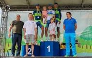 В Буковеле групповыми гонками закончился ЧУ по велоспорту