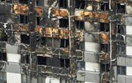 В Лондоне еще почти 30 пожароопасных зданий