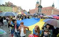 В Польше новые правила работы для украинцев