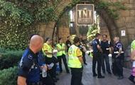 Авария в парке аттракционов в Мадриде: 33 пострадавших
