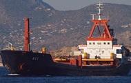 Береговая охрана Греции обстреляла турецкое судно