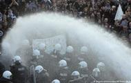 Более 100 полицейских пострадали при протестах в Гамбурге