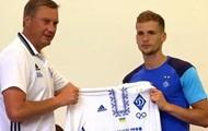 Кендзера: Надеюсь благодаря Динамо попасть в сборную Польши