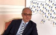 Киев осудил посла Италии за