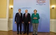 Меркель, Макрон и Путин за прекращение огня в АТО
