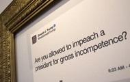 На Трампа подали в суд за блокировку в Twitter