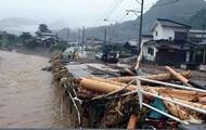 Наводнения в Японии унесли жизни 29 человек
