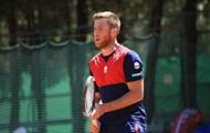 Ньюпорт (ATP): Марченко не сумел преодолеть стартовый круг турнира