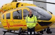 Принц Уильям завершает карьеру пилота скорой помощи