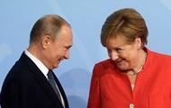 Путин, Меркель и Макрон обсудят ситуацию в Украине