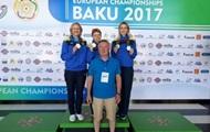 Сборная Украины выиграла две медали чемпионата Европы по стрельбе