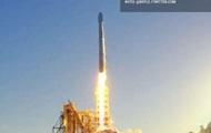 SpaceX успешно запустила третью ракету Falcon 9