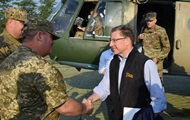 Спецпредставитель Госдепа посетил Донбасс