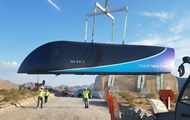 Сверхскоростной Hyperloop прошел полноценный тест