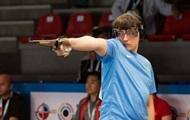 Украинец Коростылев - чемпион Европы в стрельбе из малокалиберного пистолета