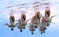 Украинские синхронистки выиграли шестую бронзу чемпионата мира