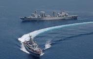 В Балтийском море пройдут военные учения РФ и Китая