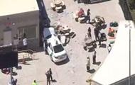 В Бостоне авто врезалось в толпу пешеходов