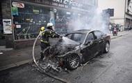 В Гамбурге возобновились протесты