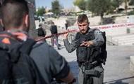 В Иерусалиме полицейских забросали
