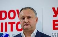 В Молдове суд запретил референдум Додона