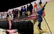 Восемь человек погибли в давке на стадионе в Сенегале