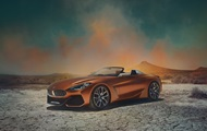 BMW показала новый родстер Concept Z4