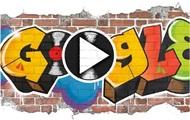 Google создал дудл в честь 44-летие хип-хопа