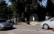 Камеры наблюдения зафиксировали Дыминского за рулем Мерседес перед ДТП
