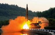 КНДР смоделировала ракетный удар по США