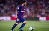 Манчестер Сити планирует до конца лета купить Месси - источник