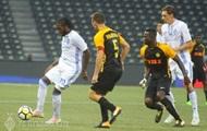 Мбокани: После пенальти наша команда не смогла собраться и сконцентрироваться