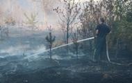 На Броварском проспекте Киева масштабный пожар