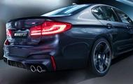 Обновленный седан BMW М5