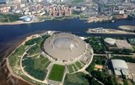 Постройку стадиона в Питере назвали божьим чудом