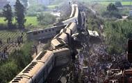 Столкновение поездов в Египте: уже 49 жертв
