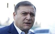 Суд оставил Добкина под арестом