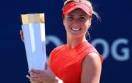 Свитолина – победительница Rogers Cup