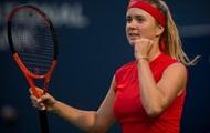 Свитолина уверенно обыграла Уильямс на турнире в Торонто