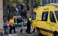 Теракт в Барселоне: пострадали граждане 18 стран