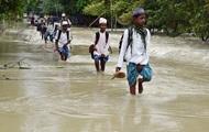 В Индии от наводнений пострадали 9,6 млн человек