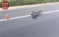 В Киеве нетрезвый водитель сбил двоих детей