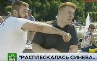 В Москве суд арестовал мужчину, напавшего на журналиста