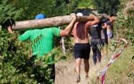 В Одессе на Гонке Нации погиб спортсмен